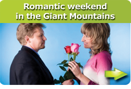 Romantic Weekend - Hotel Jasmin - Giant Mountains