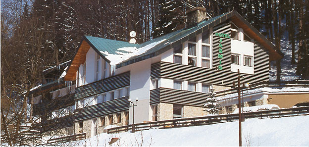 Jasmin*** Hotel Vitkovice in Giant Mountains: Accommodation Vitkovice in Giant Mountains