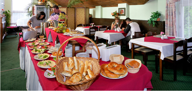 Jasmin*** Hotel Vitkovice in Giant Mountains: Restaurant Vitkovice in Giant Mountains